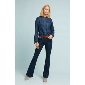 Levi's Made & Crafted Stems Mid-Rise Flare Jeans